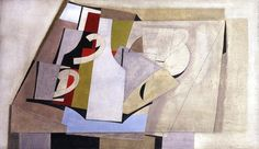 English abstract painter Ben Nicholson was the son of noted artists Sir William Nicholson and Mabel Pryde. Ben's Bells, William Nicholson, Life Paint, Continuous Line, Abstract Painters, Abstract Art, St Ives, Cubism, Painting Inspiration