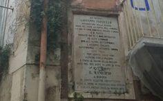 Taranto dimentica Paisiello. Quest'anno ricorre l'anniversario dei 200 anni dalla sua morte e la sua casa natale versa in stato di abbandono.
