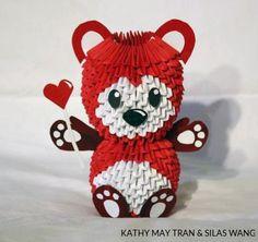 Origami 3D | Kathy May & Silas