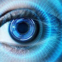 Futuristic Technology, Futuristic Design, Technology Design, Technology World, Technology News, Bionic Eye, Rhapsody In Blue, Pinhole Camera, Vision Quest