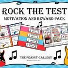Add to your students' test motivation and success with this Rock the Test Motivation and Reward Pack. It's perfect for standardized testing time!    ...