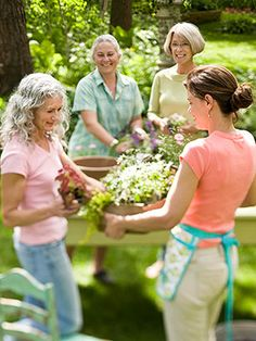 A plant-swap party saves money, introduces people to new plants and provides a great excuse to gather on a balmy day.