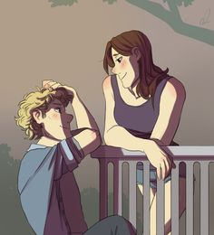 CM: August and Nikki by c-plaus on DeviantArt