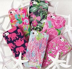 Lilly phone cases