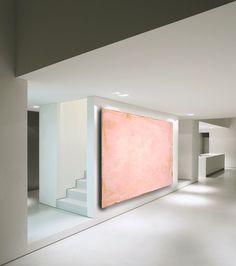 modern abstract contemporary acrylic wall art par CherylWasilowArt