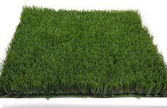 """Large Grass Mats 20"""" x 20"""" Green PVC Grass 2.5"""" tall $37 each / 3 for $30 each"""