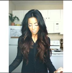 I WILL DYE MY HAIR LIKE THIS