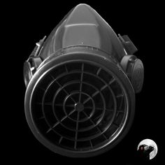 Cyber Respirator 'Single Black'