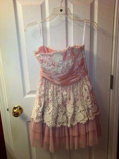 Who wouldn't want a Betsey Johnson bridesmaid dress!!