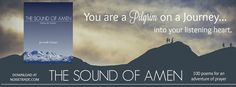 The Sound of Amen...When what feels like an end is actually a beginning. Get your free copy. #poemadayfor100days #thesoundofamen  http://books.noisetrade.com/jennethgraser/the-sound-of-amen