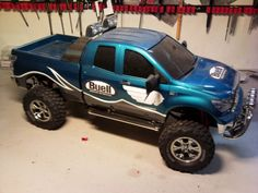 Camburg Tundra 07 Trophy Truck on XC *diorama pics, some more d-tails* - Scale 4x4 R/C Forums