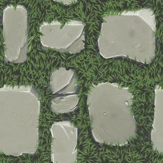 A stab at Hand painted textures - Polycount Forum