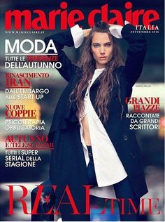 Marie Claire Italy September 2016 Cover (Marie Claire Italy)