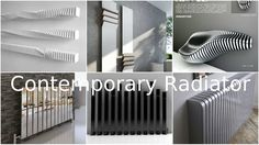 Contemporary Design of Heating Radiator for Modern Home Interior – Architecture Admirers