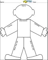 9 Best Character traits graphic organizer images