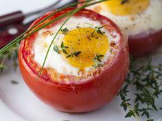 Plnené paradajky