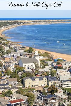 Cape Cod stretches 65 miles through the Atlantic Ocean. Many families visit Cape Cod during the summer months. Here are some reasons to visit Cape Cod. Cape Cod Vacation, Vacation Spots, Vacation Ideas, Boston Vacation, Boston Travel, Greece Vacation, Tonga, Tahiti Tattoo, Places To Travel