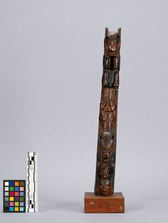Totem Poles, Anthropology, Pisa, Tower, Museum, Collection, Totems, Rook, Anthropologie
