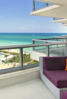 #Jetsetter Daily Moment of Zen: Eden Roc Miami Beach in #Miami Beach, Florida