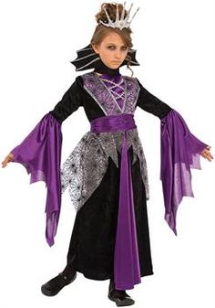 The Girls Queen Vampire Costume is the perfect 2019 Halloween costume for you. Show off your Girls costume and impress your friends with this top quality selection from Costume SuperCenter! Vampire Costume Kids, Vampire Halloween Party, Diy Halloween, Dress Up Outfits, Dress Up Costumes, Girl Costumes, Childrens Halloween Costumes, Fancy Dress Up, Brocade Dresses