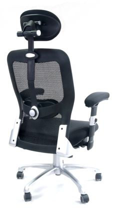 Fotel biurowy Ergomax Flexi PLUS - Mesh + Siatka
