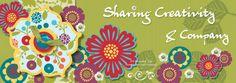 SHARING CREATIVITY and COMPANY- Stampin'  Up blog
