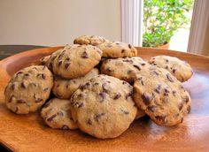 The Best Passover Chocolate Chip Cookies Ever! Recipe via Tori Avey