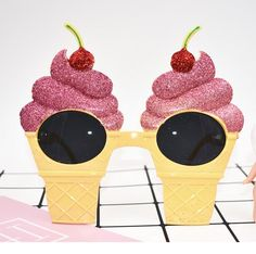 Lovely Cones Ice Cream Costume Funny Glasses Novelty Sunglasses Birthday Festivals Faver Event Party Supplies Decoration Gifts #Food Halloween Costumes http://www.ku-ki-shop.com/shop/food-halloween-costumes/lovely-cones-ice-cream-costume-funny-glasses-novelty-sunglasses-birthday-festivals-faver-event-party-supplies-decoration-gifts/