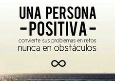 Los #problemas son retos no Obstáculos #motivacion
