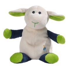 Geborgenheit bringt dieses Wärme-Schäfchen: Unser Warmies©-Pure Schaf grün/blau mit kuscheligem Fell ist ca. 25 cm lang und wiegt etwa 330 g. Aus dem niedlichen Stofftier für jeden Tag wird im Nu ein Wärmestofftier zum Einschlummern. Nestwärme für die Kleinsten: Babys lassen sich gerne von dem knuddeligen Anblick trösten und von der Wärme umsorgen - ein willkommenes Geschenk für junge Eltern! SHOP HIER: http://www.warmies.de/epages/warmies.sf/de_DE/?ObjectPath=/Shops/warmies/Products/01102