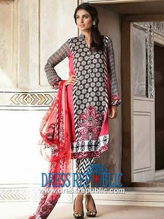 Zainab Chottani Eid Lawn Prints 2014 by Shariq Textile  Buy Online Zainab Chottani Shariq Textile Lawn Dresses Online in United States. We Deal in Complete Sets at Wholesale Discounted Prices. by www.dressrepublic.com