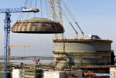 1st unit of Haiyang Nuclear Power Plant completes civil construction