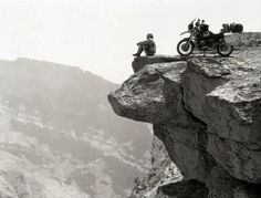 Mi moto y yo, nada mas.... ❤️