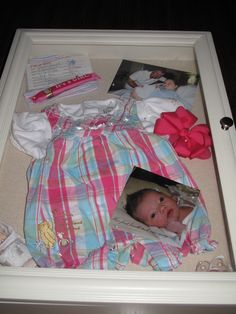 Madalyn's Shadow Box