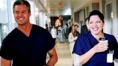 callie and mark Callie Torres, Mark Sloan, Grey's Anatomy Tv Show, Grays Anatomy Tv, Torres Grey's Anatomy, Grey's Anatomy Mark, Netflix, Arizona Robbins, You Are My Person