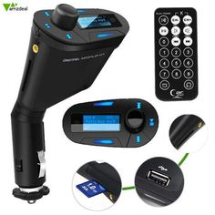 Amzdeal Car Kit MP3 Player Wireless FM Transmitter Modulator with USB/SD/Card Reader MMC Slot and Remote Control  http://www.productsforautomotive.com/amzdeal-car-kit-mp3-player-wireless-fm-transmitter-modulator-with-usbsdcard-reader-mmc-slot-and-remote-control/