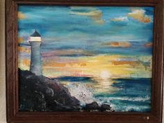 Lighthouse by PortraitsofSanity on Etsy