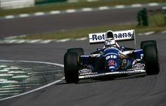 Nigel Mansell, 1994