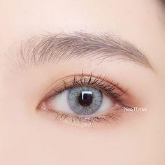 color contacts OKJOO!! Korea Makeup, Korean Eye Makeup, Asian Makeup, Mask Makeup, No Eyeliner Makeup, Aesthetic Eyes, Aesthetic Makeup, Makeup Tips, Beauty Makeup