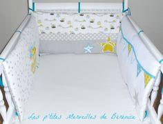 1000 images about tuto tour de lit couture on pinterest - Tuto tour de lit ...