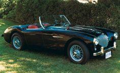 1956 AustinHealey 100M Le Mans Roadster