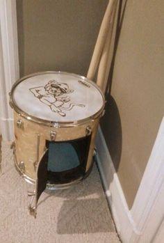 1000 images about drum decor on pinterest drums drummers and snare drum. Black Bedroom Furniture Sets. Home Design Ideas