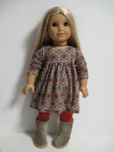 Fall Baby Doll; matches the sweater set also in burnt orange! by 123MULBERRYSTREET