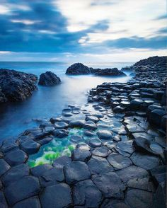 The striking attraction features more than 40000 clusters of basalt columns  the result of a volcanic eruption 60 million years ago although legend has it that the causeway was carved out by a giant. Book an earlybird tour on TripAdvisor to be amazed by the only UNESCO World Heritage Site in Northern #Ireland.