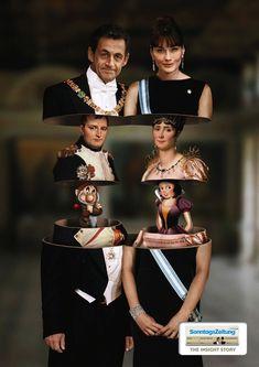SonntagsZeitung, The Insight Story - Nicolas Sarkozy et Carla Bruni. Studio Cigale fait des draw my life, dites nous ce que vous en pensez ;) http://studiocigale.fr/films/?catid=1&slg=draw-my-story