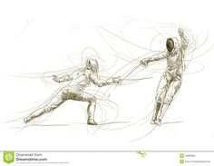 Fencing Stock Photography - Image: 25980062