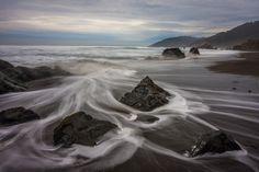 Mendocino Coast. by KZ1300 - Show The Beach Photo Contest