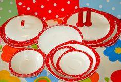 Jessie Tait Midwinter Dinner Set by phoenixantiquesbarn, via Flickr