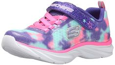 back to basics Skechers Kids Pepsters Gore and Strap Sneaker (Little Kid/Big Kid)
