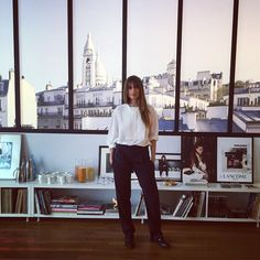 carolinedemaigret:  Presenting new project with @lancomeofficial Coming in Fall